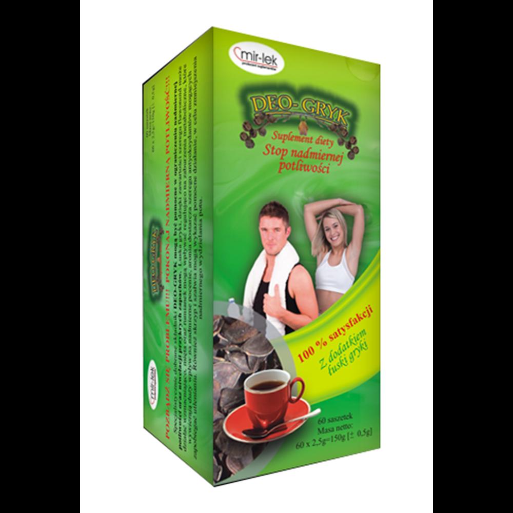 Herbata Deo-Gryk 60x2.5