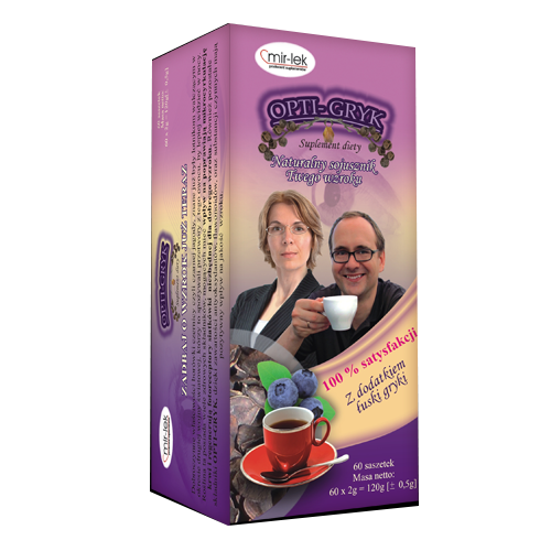 Herbata Opti-Gryk 60x2.5