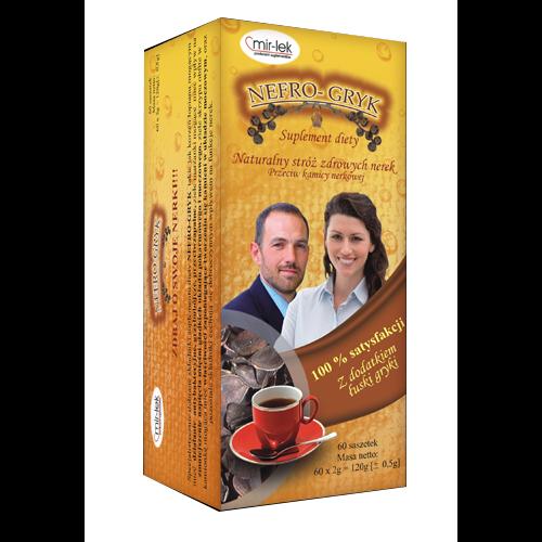 Herbata Nefro-Gryk 60x2.5g
