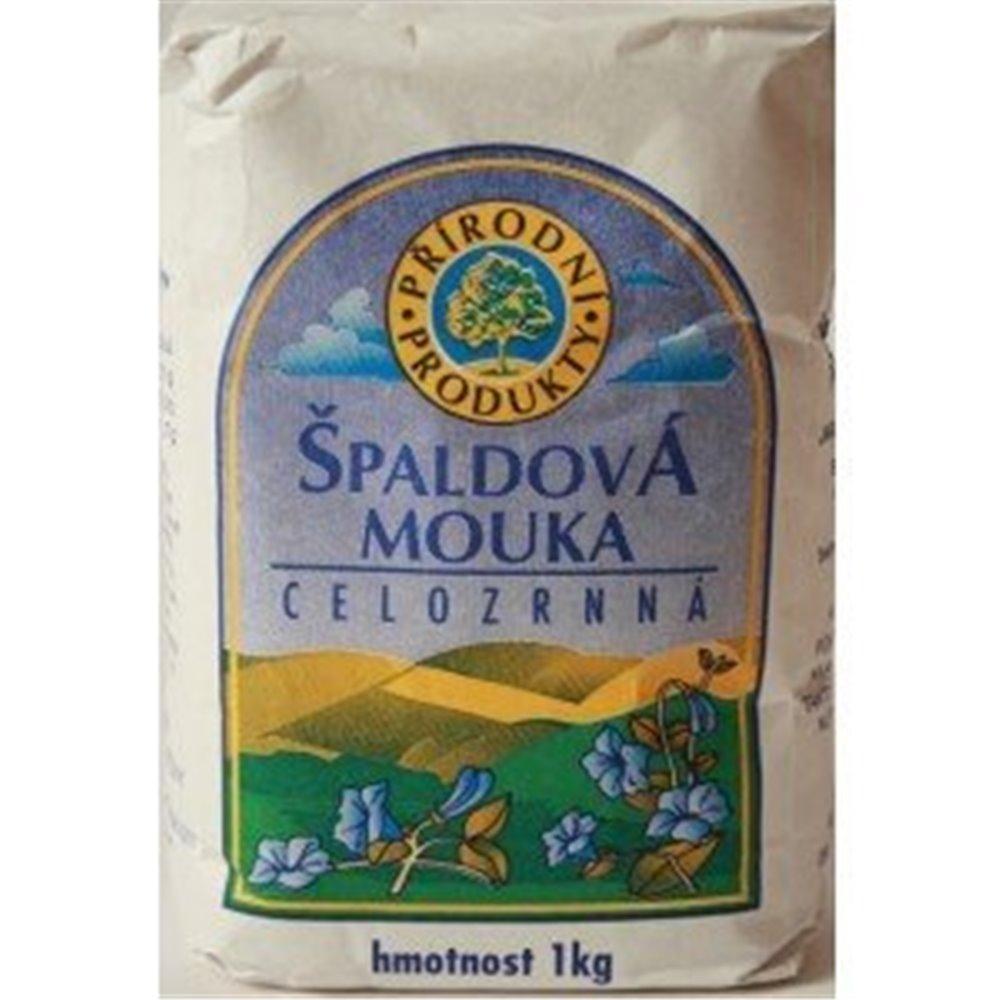 Mąka Orkiszowa Drobna 1kg