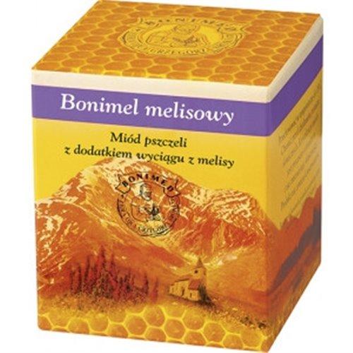 Miód Bonimel Melisowy, miód leczniczy 250g
