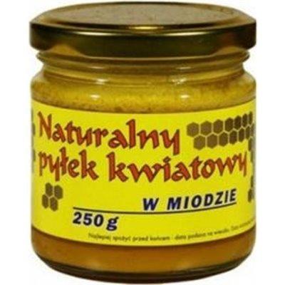Miód z Naturalnym Pyłkiem Kwiatowym 250g