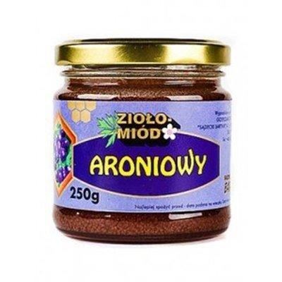 Ziołomiód Aroniowy 250g