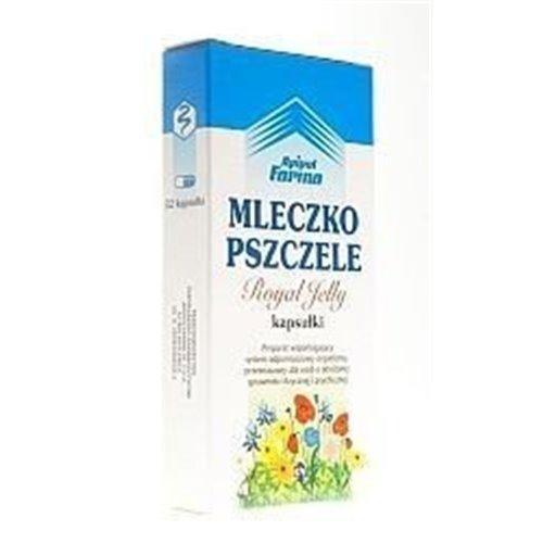 Mleczko Pszczele ROYAL JELLY 32szt - kapsułki