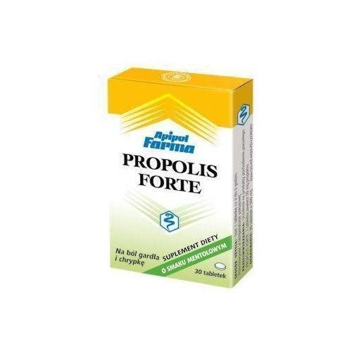 Propolis Forte smak mentolowy 30 tabl