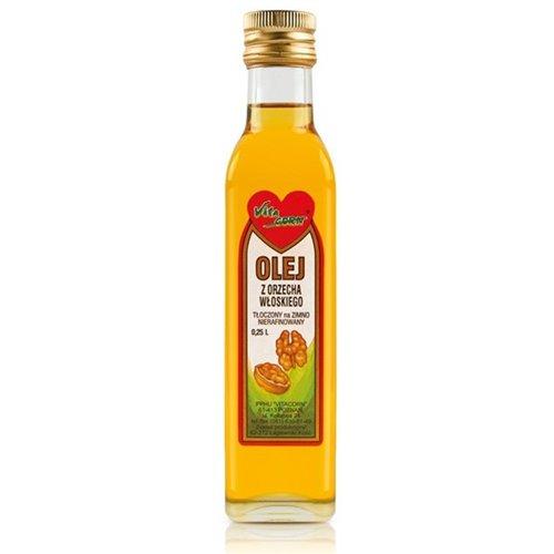 Olej z Orzechów Włoskich 250ml