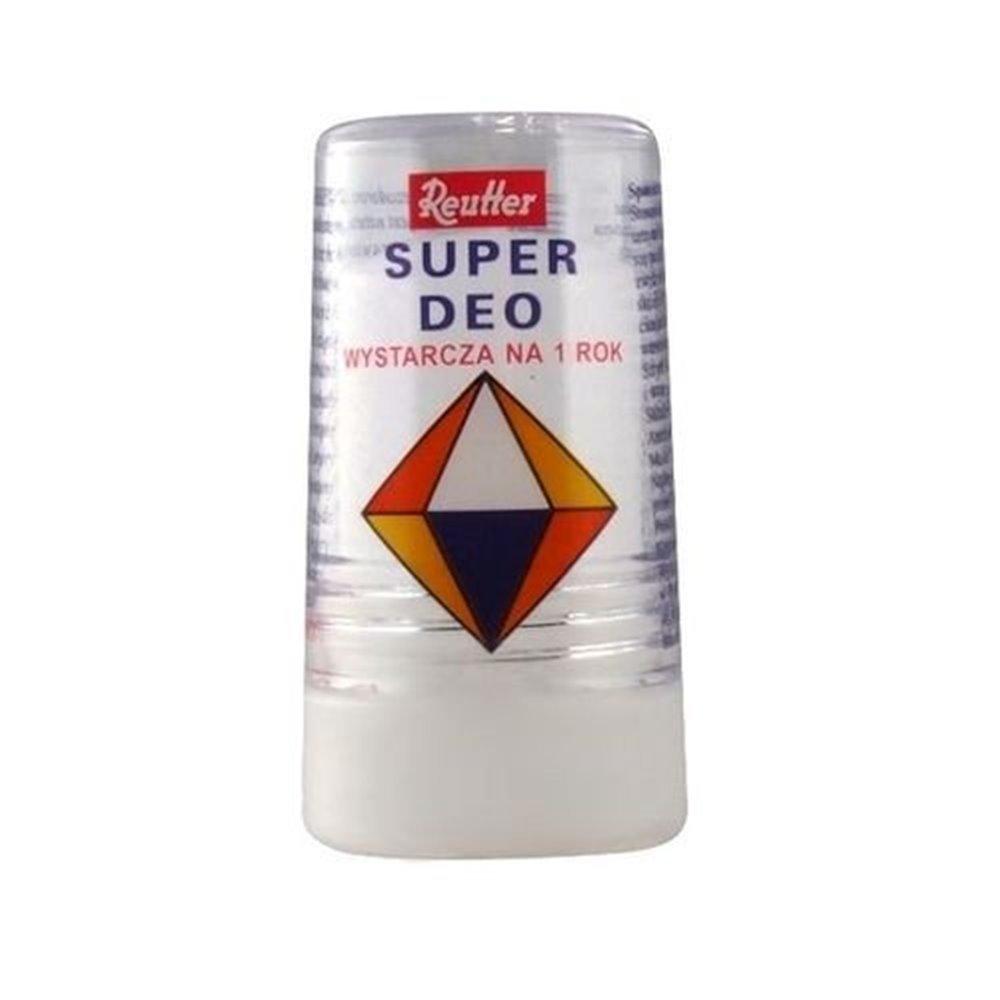 Dezodorant Super Deo w krysztale 50g