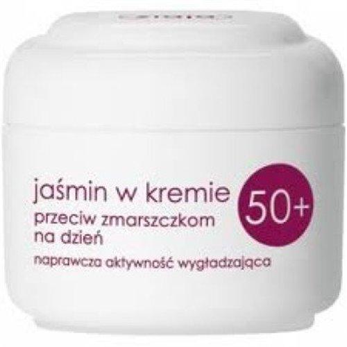 Jaśmin w Kremie przeciw zmarszczkom Dzień 50+, 50ml