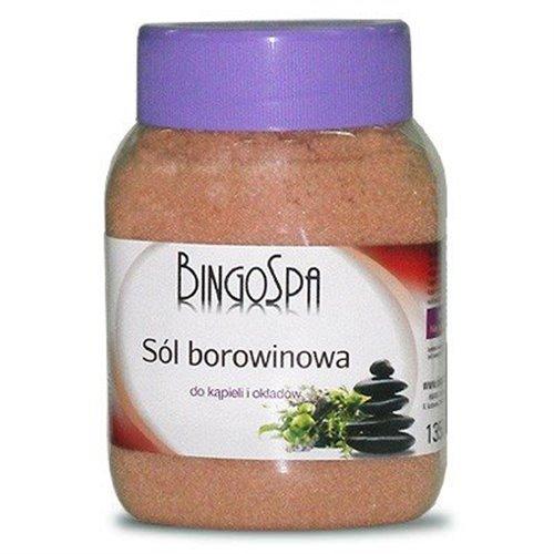 Sól borowinowa do kąpieli i okładów 1350g