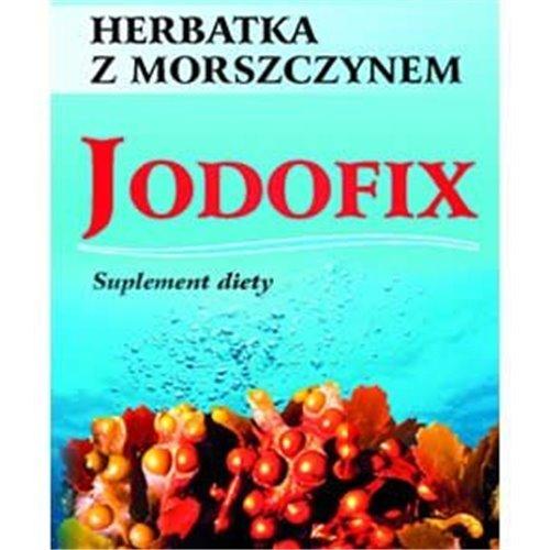 Herbata Jodofix z morszczynem fix 20x2g - UZUPEŁNIENIE JODU