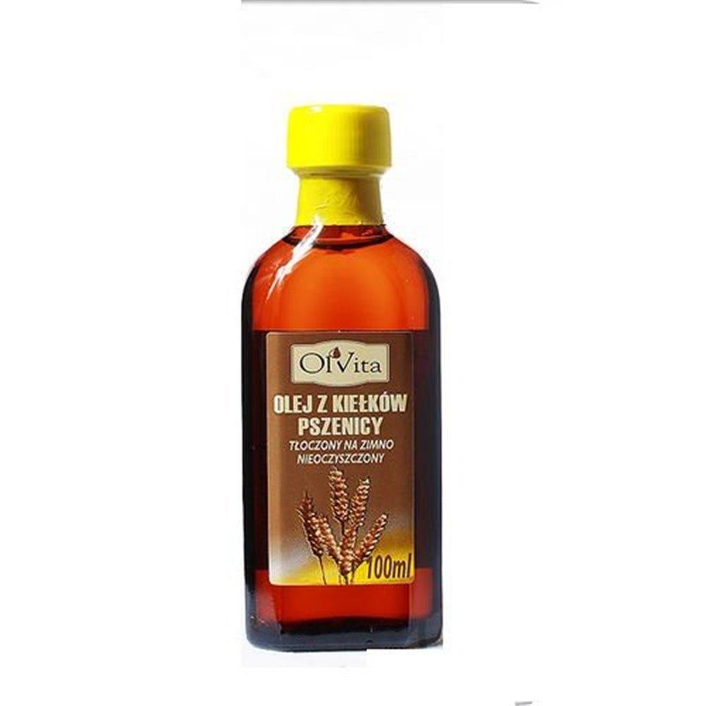 Olej z kiełków pszenicy 100ml