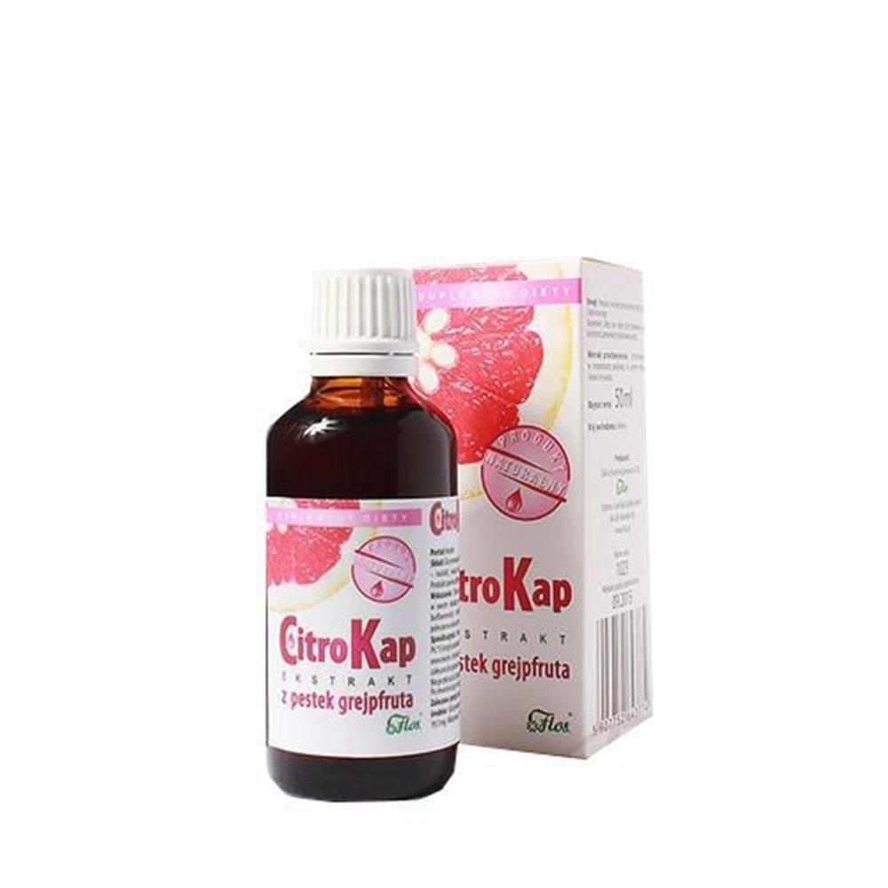 CitroKap ekstrakt z pestek grejpfruta 50ml