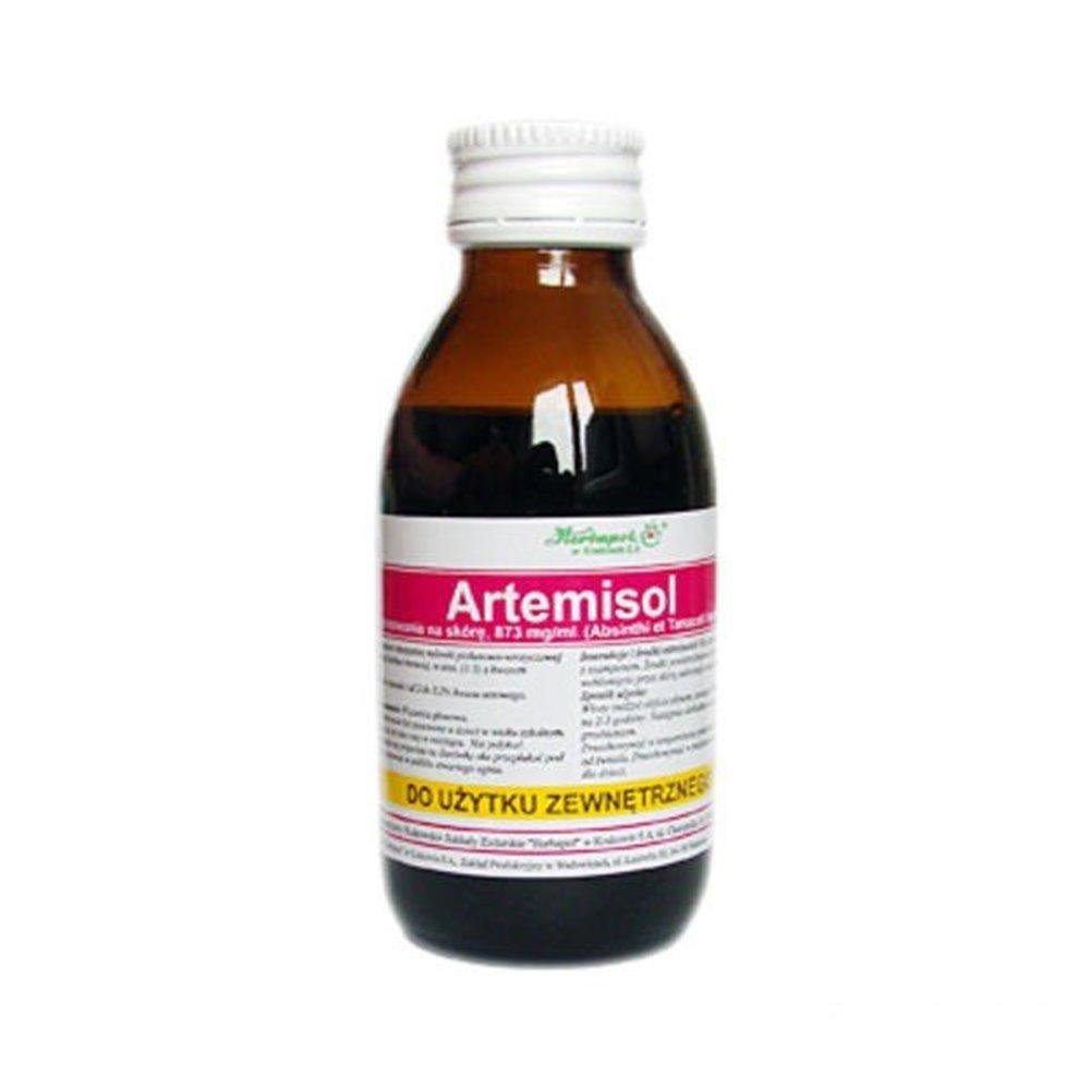 Artemisol Płyn przeciw wszawicy 100g
