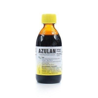 Azulan Płyn na choroby dziąseł, paradontoza, afty 100g