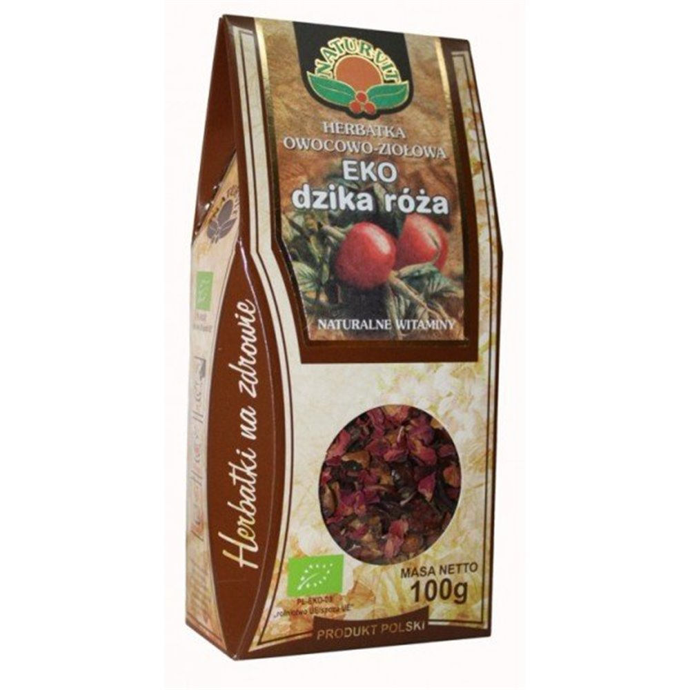 Herbata Dzika Róża 100g