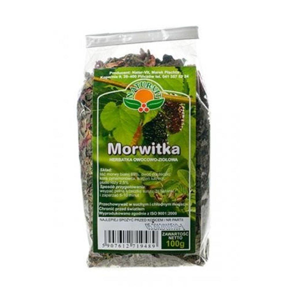 Herbatka owocowo-ziołowa Morwitka 100g