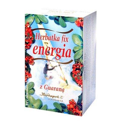 Herbata Energia z Guaraną Fix 20x3,0g