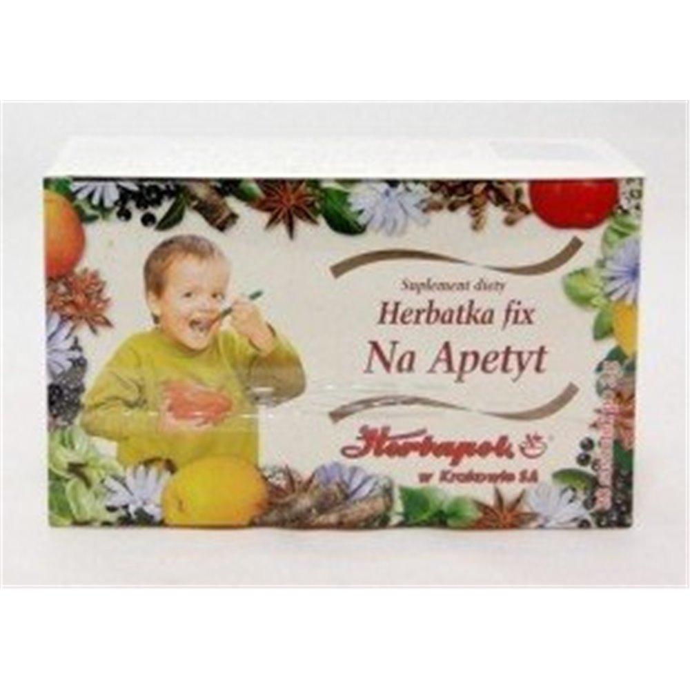 Herbatka ziołowa na Apetyt fix 20x2g