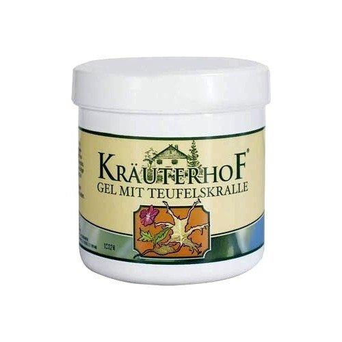 Żel z Diabelskim Pazurem Krauterhof 250ml Skutecznie łagodzi dolegliwości reumatyczne!!