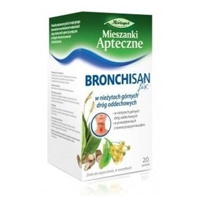 Bronchisan Fix 20x3g Herbapol