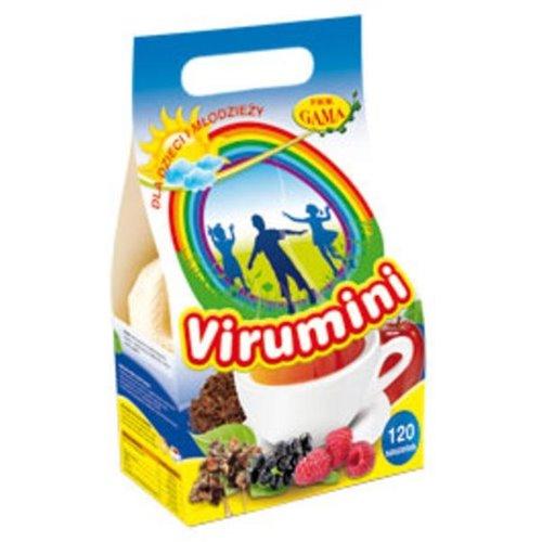 Virumini dla dzieci i młodzieży 120 sasz