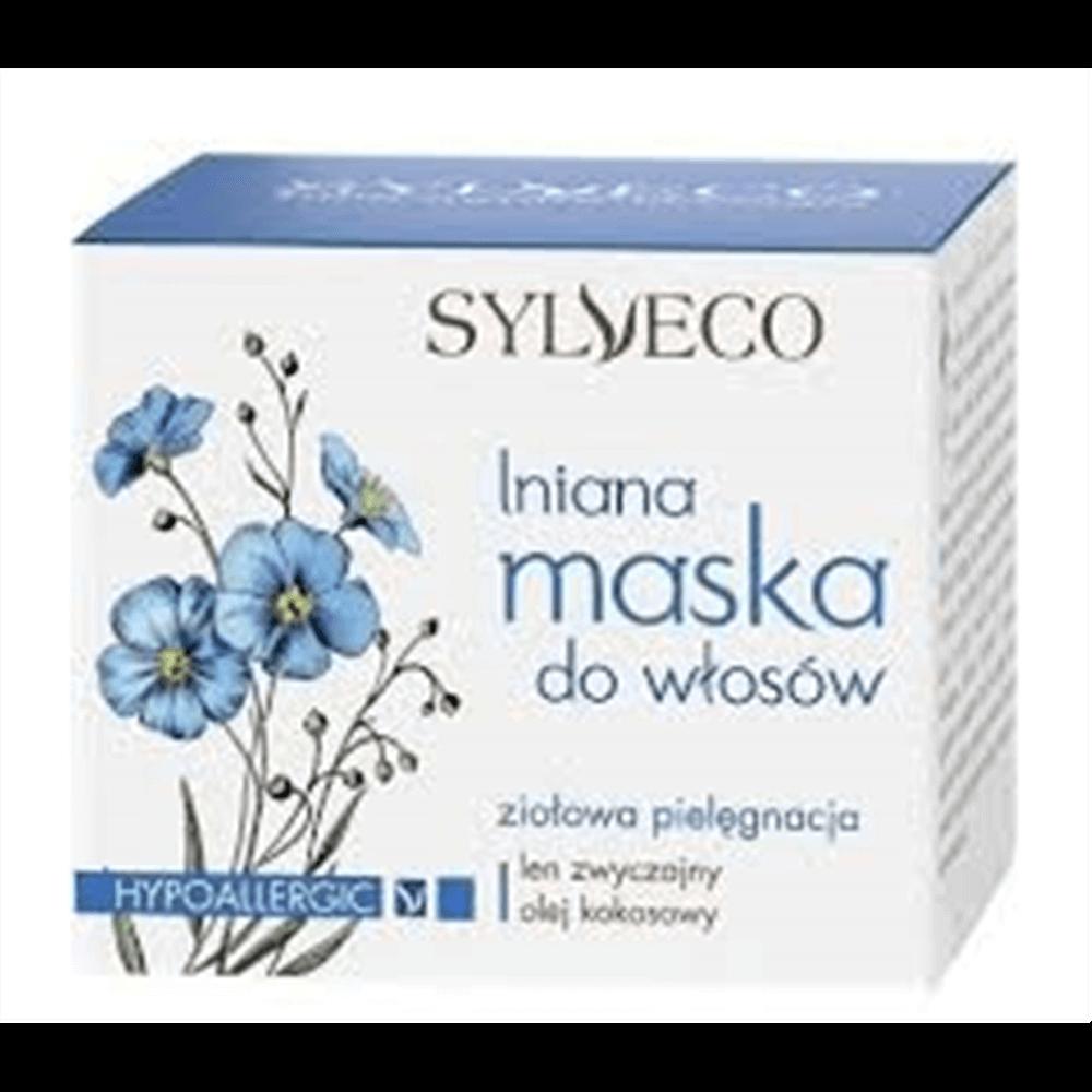 Lniana maska do włosów 150ml Sylveco