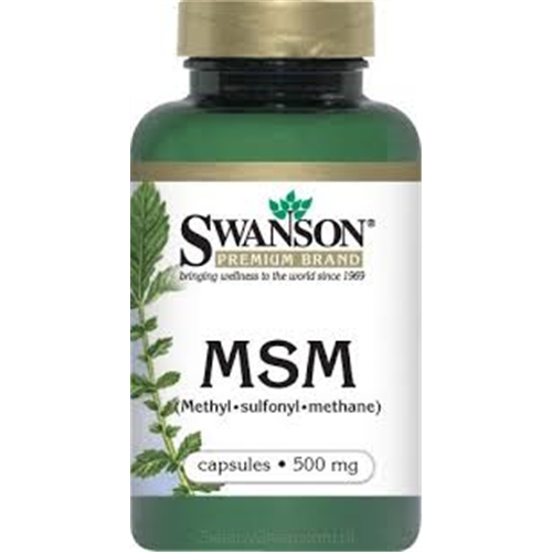 MSM Swanson 250 kap