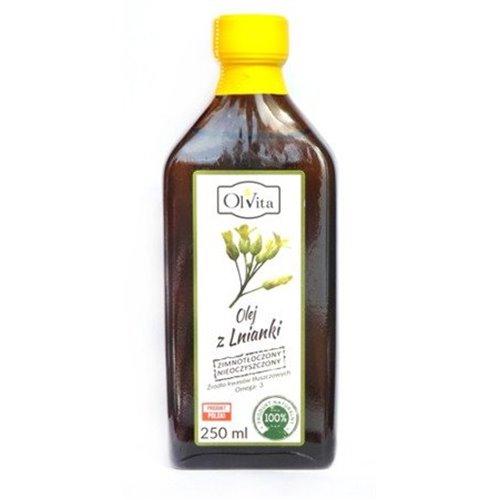 Olej z lnianki-olej rydzowy 250 ml