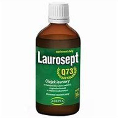 Laurosept Q73 OLEJEK LAUROWY 100 ML