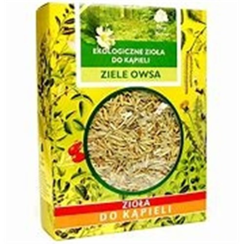 Owies ziele 150g do kąpieli