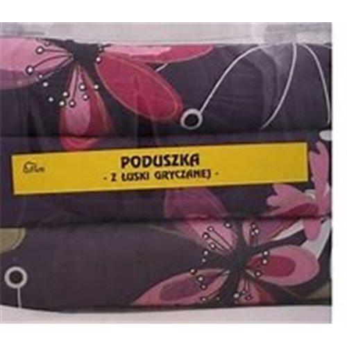 Poduszka z łuski gryczanej 55x35 cm