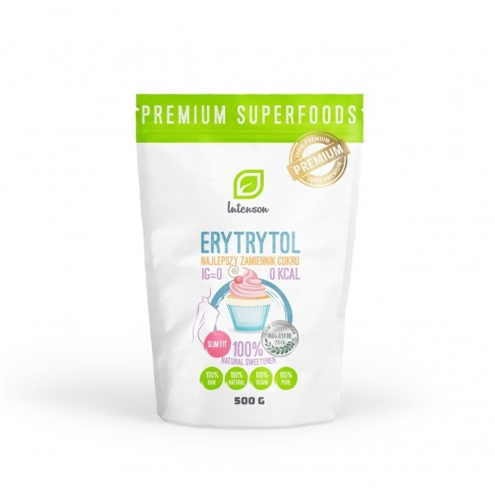 Erytrytol 500g zamiennik cukru