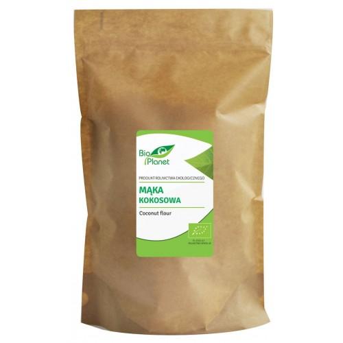 Bio Planet mąka kokosowa BIO 600g