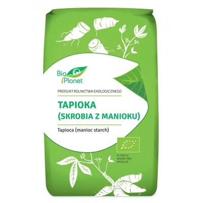Bio Planet tapioka (skrobia z manioku) BIO 400g