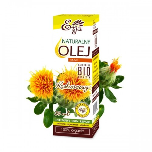 Etja olej krokoszowy BIO 50ml