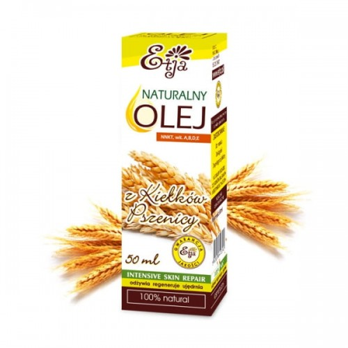 Etja olej z kiełków pszenicy 50ml