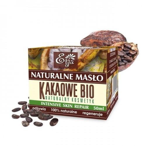 Etja masło kakaowe BIO (słoiczek) 50ml