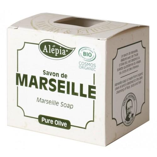 Alepia mydło marsylskie oliwkowe 100% ECO 230g