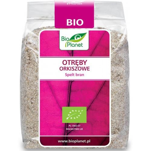 Bio Planet otręby orkiszowe BIO 150 g