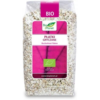 Bio Planet płatki gryczane BIO 300g