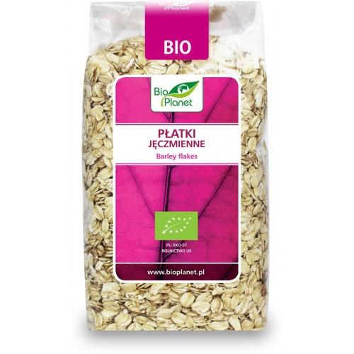 Bio Planet płatki jęczmienne BIO 300 g