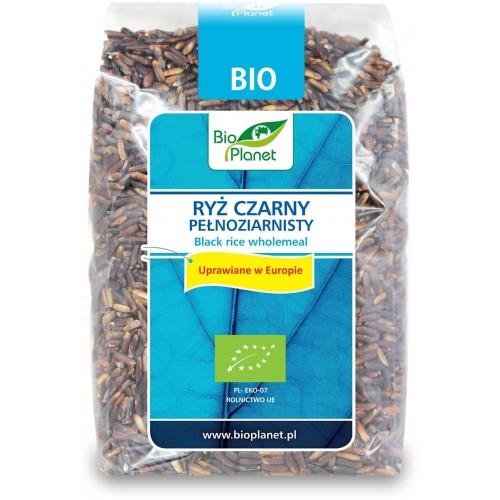 Bio Planet ryż czarny pełnoziarnisty (uprawiany w europie) BIO 400g