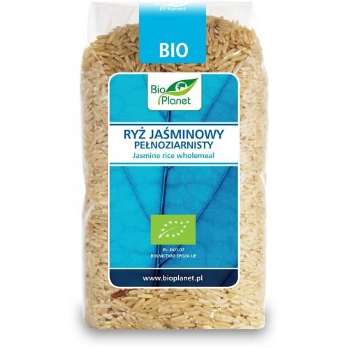 Bio Planet ryż jaśminowy pełnoziarnisty BIO 500g
