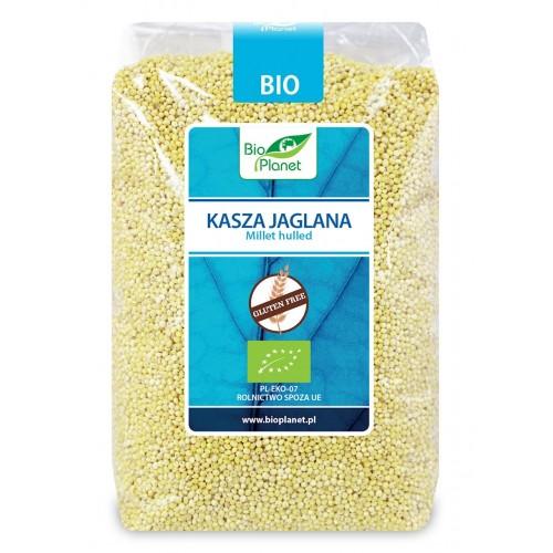 Bio Planet kasza jaglana bezglutenowa BIO 1kg