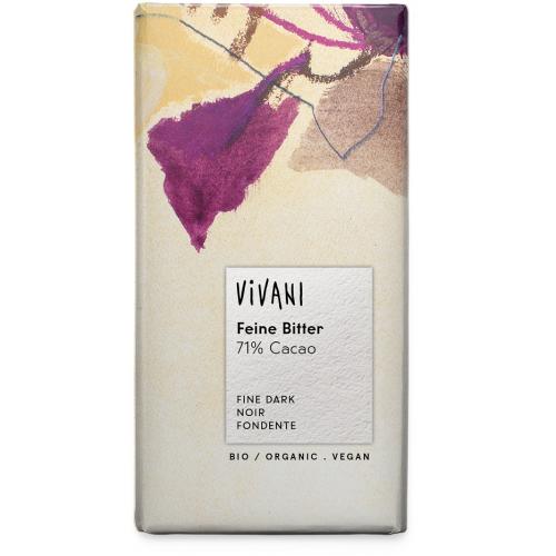 Vivani czekolada gorzka 71% kakao BIO 100g