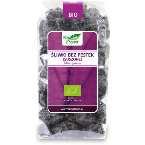 Bio Planet śliwki bez pestek (suszone) BIO 400g
