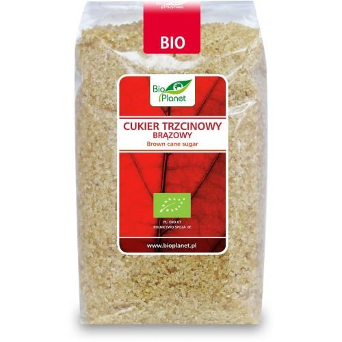 Bio Planet cukier trzcinowy brązowy demerara BIO 500g