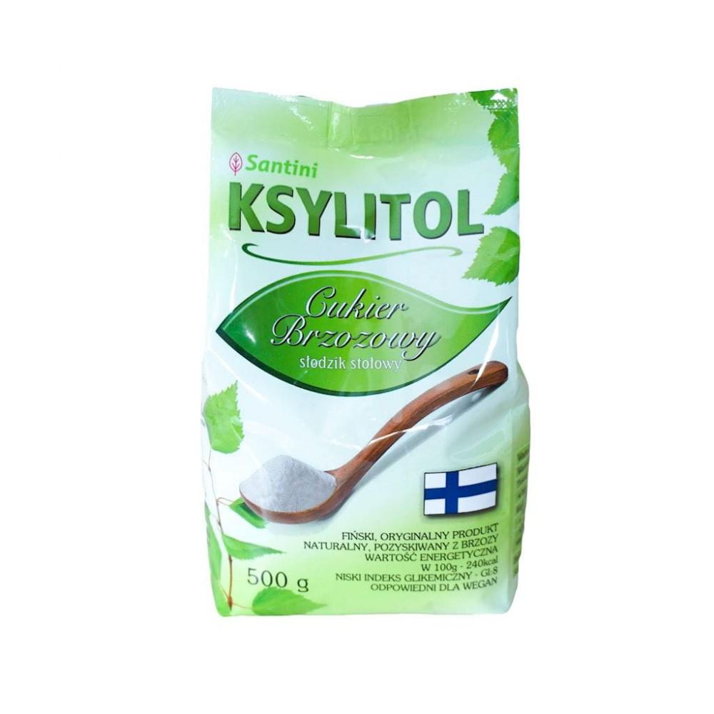 Santini ksylitol (torebka) 500g
