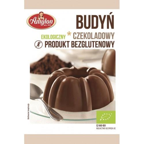 Amylon budyń czekoladowy (bezglutenowy) BIO 40g