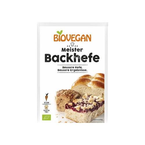 Bio Vegan drożdże suszone BIO 7g